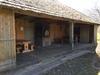 Lauku māja ar nojumi