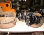 Trumuļbremžu pārbūve uz disku bremzēm