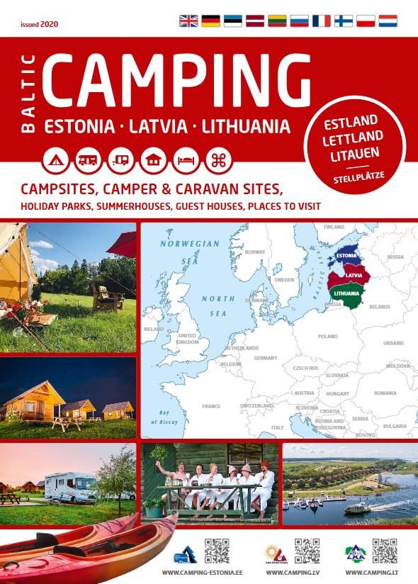 Baltijas kempingu katalogs 2020 - PDF